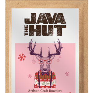 java the hut Christmas coffee blend